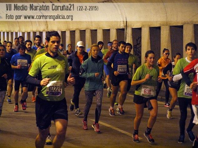 Media Maratón Coruña21